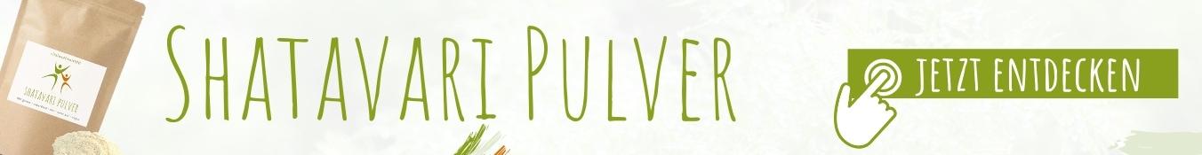 shatavari pulver kaufen Banner 2