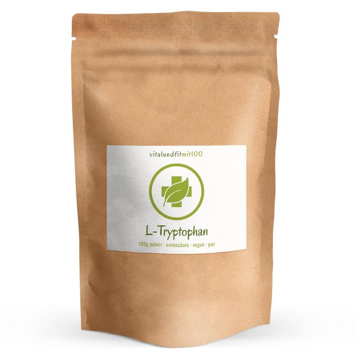 L-Tryptophan Pulver 100 g